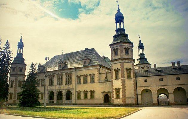 Pałac W Kielcach Perła Baroku Architektury Europejskiej Wp Turystyka