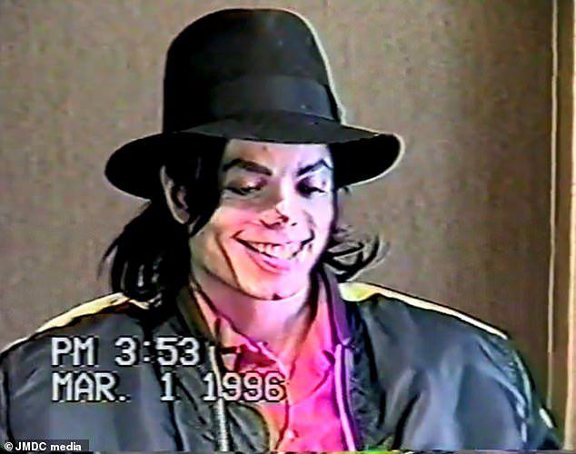 fcd60a09a Zapytał Michaela Jacksona, czy molestował dzieci. Wiercił się i chichotał