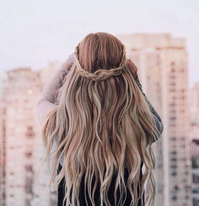 Fryzury Plecione Hit 2018 Wp Kobieta