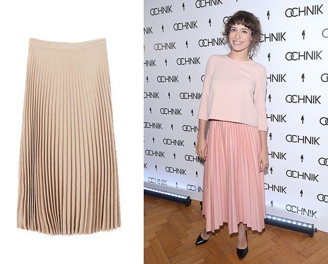 Trendy wiosna lato 2016: plisowana spódnica WP Kobieta
