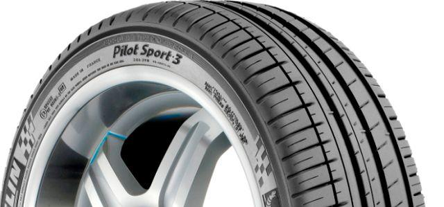 Michelin Pilot Sport 3 Najlepsze Opony Letnie W Sezonie 2013 Wp Moto