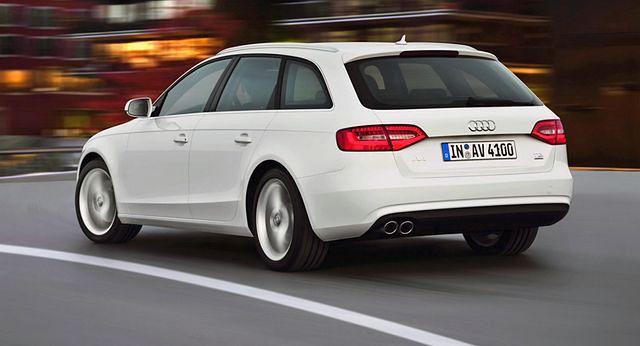 Audi A4 B8 Dane Techniczne Opinie Informacje Wp Moto