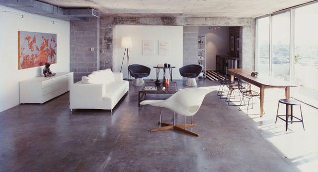 Zupełnie nowe Modna podłoga z betonu - Beton dekoracyjny pod stopami. Nowoczesna MP32