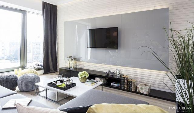 Mały Salon Telewizor Jak Urządzić Mały Salon Aranżacje Wp Dom