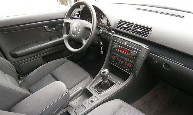 Audi A4 19 Tdi Sedan 2004 Wciąż W Dobrej Kondycji Wp Moto