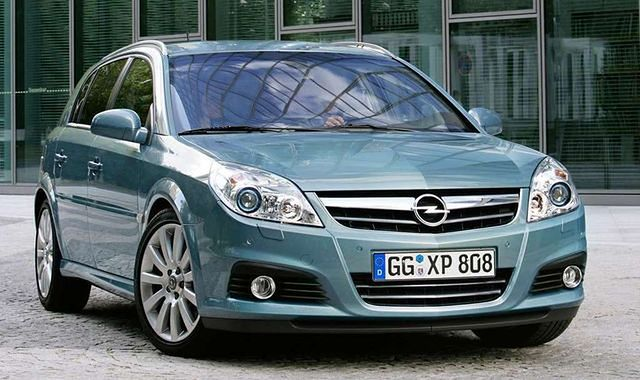 Bardzo dobra Opel Signum: czy zakup luksusowego hatchbacka ma sens? - WP Moto CU31