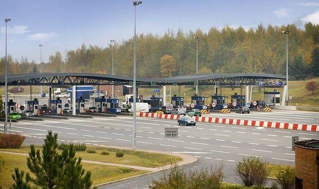 54398c9d0349f Autostrada A4 stawia na bramki bezobsługowe - WP Moto