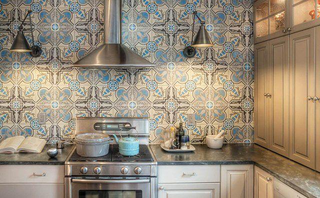 Modne Płytki W Kuchni Co Na ścianę W Kuchni Modne Płytki