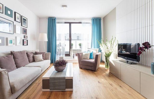 Jak Urządzić Mały Salon Aranżacje Wp Dom