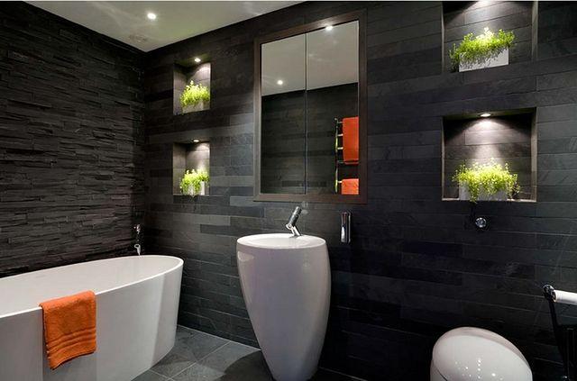 Rośliny Do Ciemnej łazienki Wp Dom