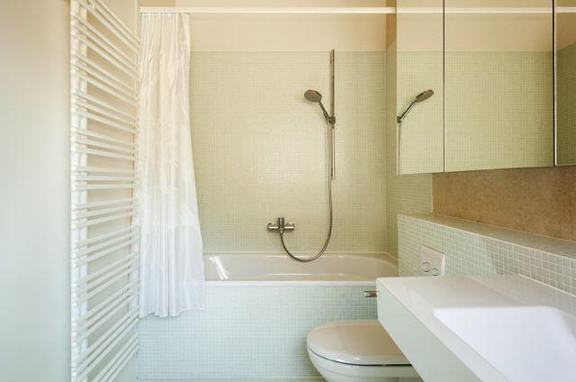 Mała łazienka Wanna I Prysznic Wp Dom