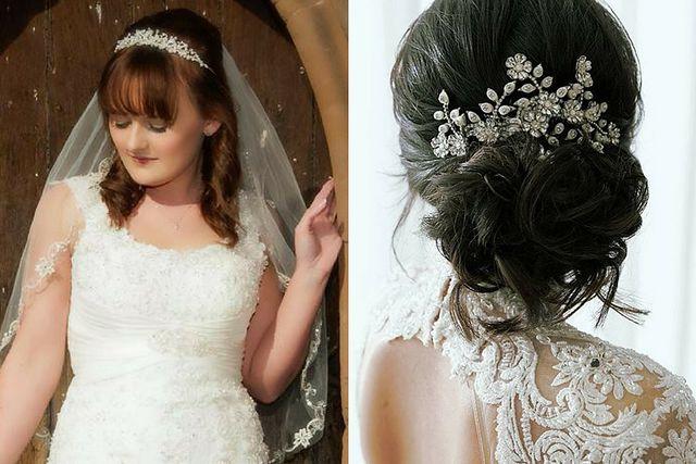Fryzury ślubne Na średnich Włosach Wp Kobieta