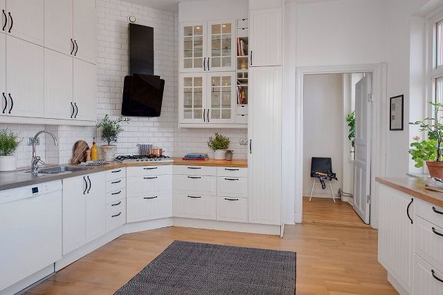 Biała Kuchnia Zdjęcia Inspiracje Wp Dom