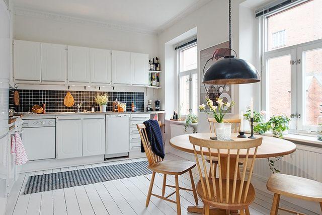 Kuchnia W Stylu Skandynawskim Jak Ją Urządzić Wp Dom