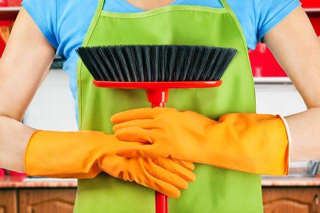 Błyskawiczne sprzątanie