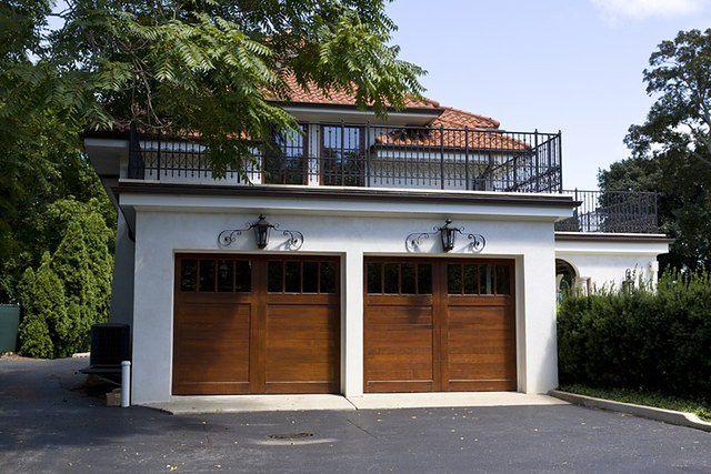 Drewniana Brama Garażowa Pomysły I Inspiracje Wp Dom