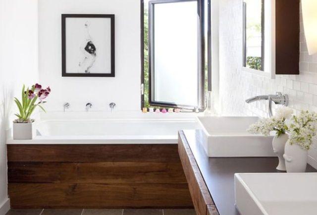 Aranżacja łazienki Z Drewnem łazienka Inspiracje Wp Dom