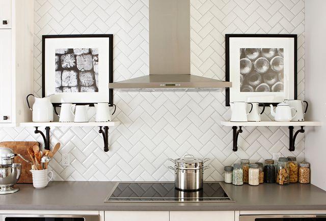 Co Na ścianę W Kuchni Modne Płytki Ceramiczne Wp Dom
