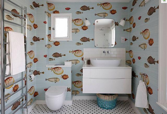 Tapety I Fototapety Winylowe ściany W łazience Pod Lupą Jakie Są