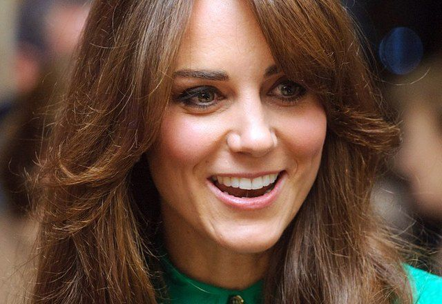 Nowa Fryzura Księżnej Kate Urodziny Księżnej Kate