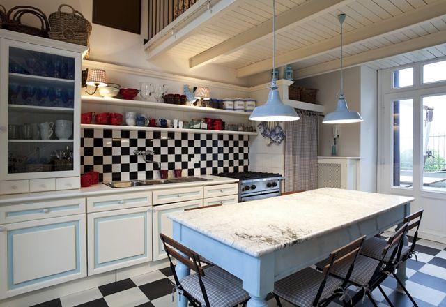Modne ściany W Kuchni Galeria Inspiracji Wp Dom
