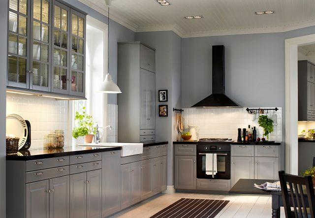 Betonowa Szarość Jaki Kolor ścian Wybrać Do Kuchni Wp Dom