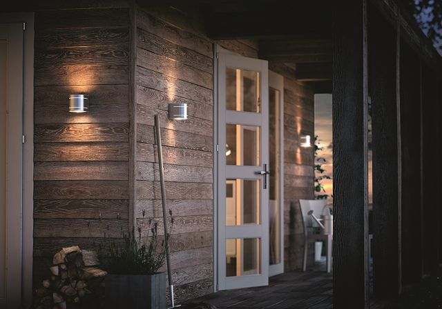 Oświetlenie Zewnętrzne Lampy Led Wp Dom