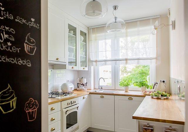 Kuchnia W Bloku Jak Urządzić Małą Kuchnię W Bloku
