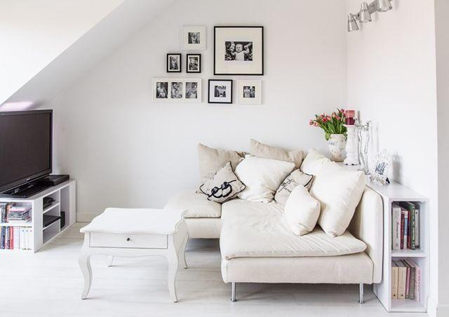 Mały Salon Sofa Narożna Jak Urządzić Mały Salon Aranżacje Wp Dom