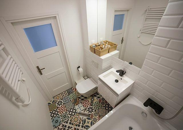 Biała łazienka Projekt Zdjęcia Pomysł Na Aranżację Wp Dom