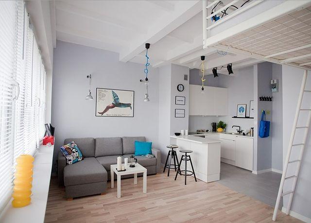 Salon Z Sypialnią Dwa W Jednym Wp Dom