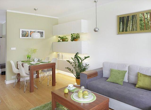 Mały Salon Moc Dodatków Jak Urządzić Mały Salon Aranżacje Wp Dom