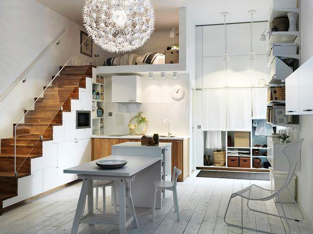 Aranżacja Kuchni Na Każdą Kieszeń Nowe Kuchnie Ikea