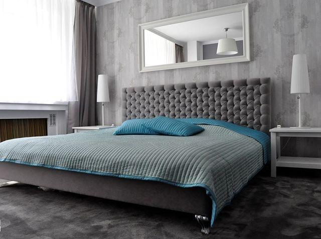 Pomysł Na Sypialnię ściana Za łóżkiem Wp Dom