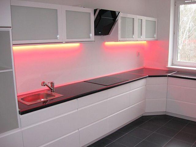 Oświetlenie Kuchni Podszafkowe Wp Dom