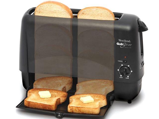 westbend quikserve toster jak linia produkcyjna wp tech