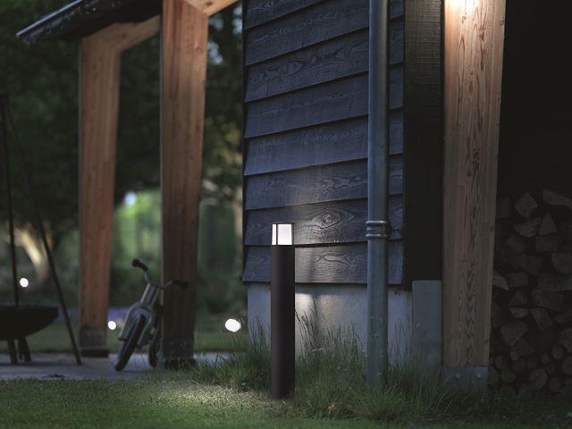 światło W Ogrodzie Oświetlenie Zewnętrzne Lampy Led Wp Dom