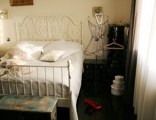 Aranżacja Sypialni W Stylu Francuskim Zdjęcia Stylowej
