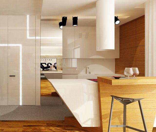 Ciemna Kuchnia Aranżacja Kuchni Bez Dostępu światła Wp Dom