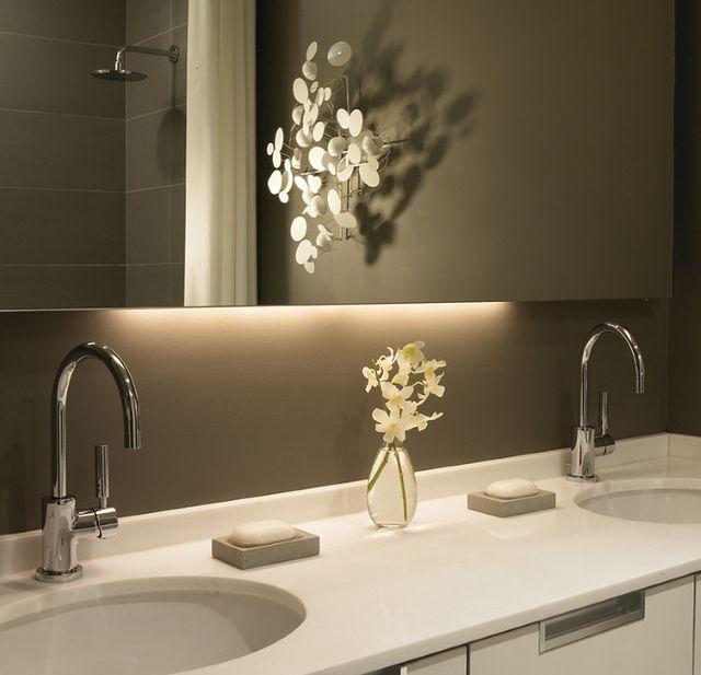 Oświetlenie Lustra W łazience Wp Dom