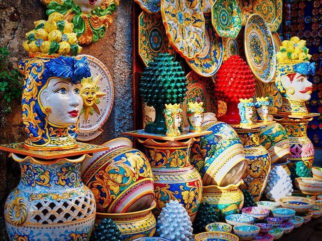 Sycylijska ceramika