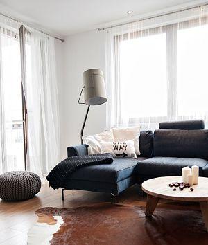 Aranżacja Okna W Salonie Praktycznie I ładnie Wp Dom