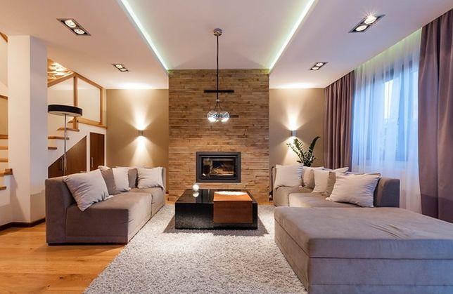 Jak Powiększyć Mały Salon Za Pomocą światła Wp Dom