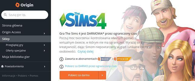 gdzie mogę pobrać the sims 3 za darmo