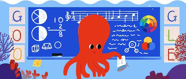 Dzień Edukacji Narodowej 2019 W Google Doodle Sprawdź Jak