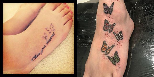 Tatuaż Motyl Piękne Wzory I Niesamowite Zdjęcia Wp Kobieta