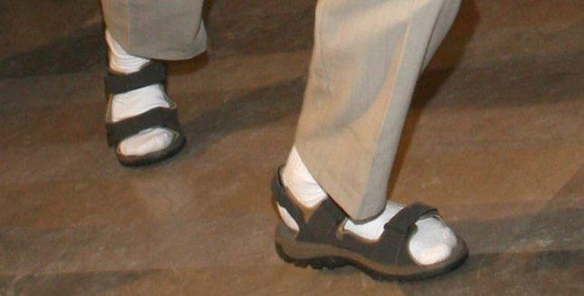 0ee7831e5c01fc Skarpety do sandałów wreszcie modne! - WP Facet