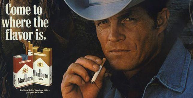 reklama kowboja