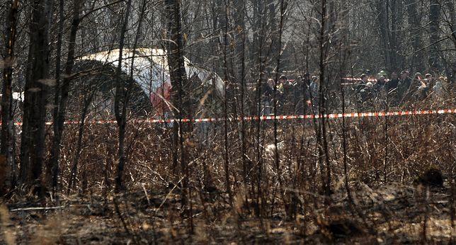 Katastrofa smoleńska: Rosjanie podmienili czarne skrzynki Tu