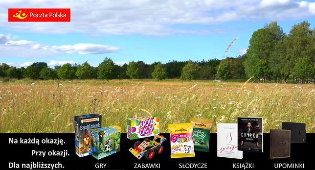 939782d6ccf578 Reklama Poczty Polskiej hitem w sieci. Stylistyka jak z początku  transformacji